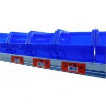 Beschriftungsleiste PVC 900 – 1500 mm