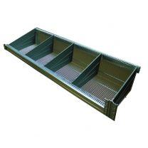 Gitterkorb-Zusatzebene 1200x320 mm